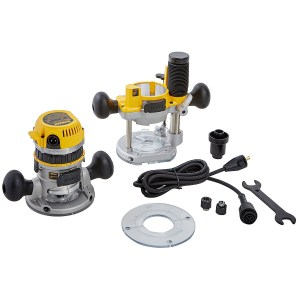 DeWalt DW618PK 12-Amp Variable-Speed Router Kit