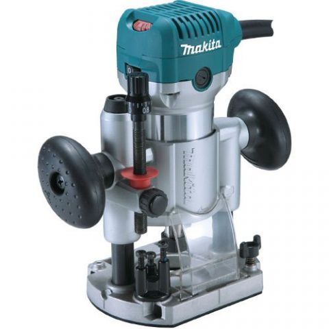 Makita RT0701CX7 Trim Router Kit