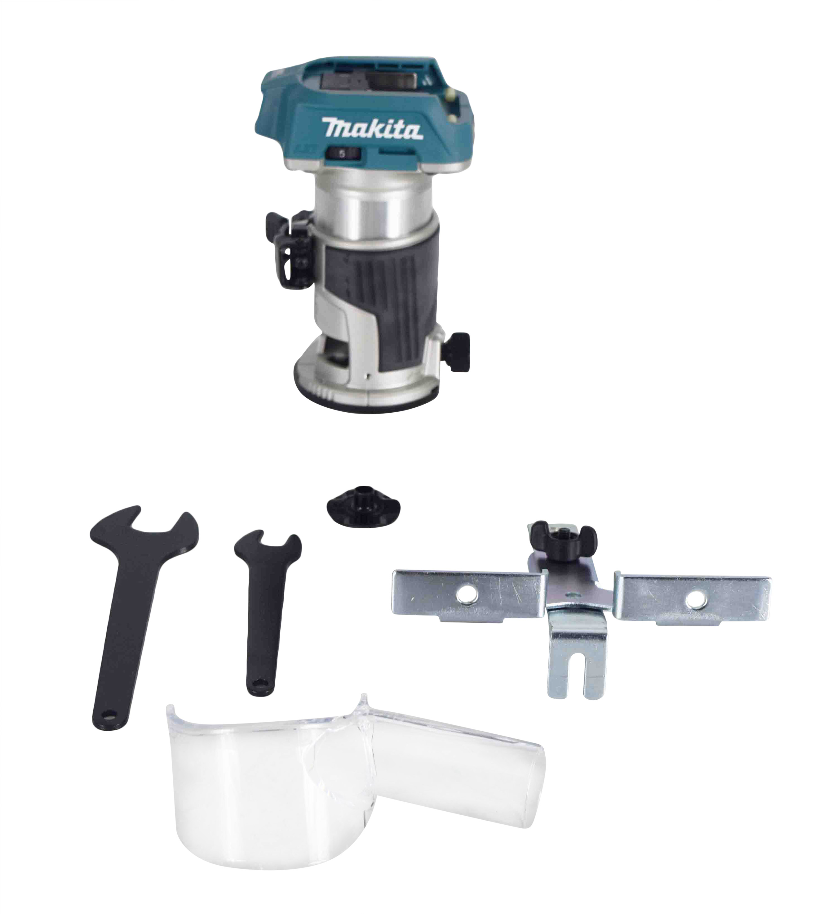 Makita XTR01Z Trim Router